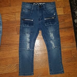 Scoop NYC Bottoms - Price is firm 2 pairs of boys jeans